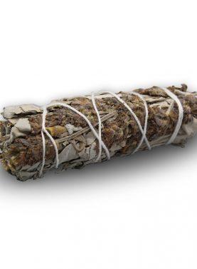 Smudge Stick - White Sage & Lavender 10 cm