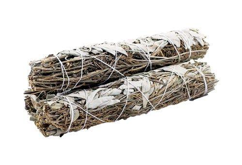 Smudge Stick - White Sage & Lavender 22.5cm