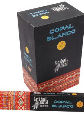 White Copal - Tribal Soul Incesne