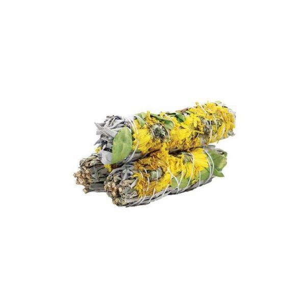 Smudge Stick - Sunflower Sage 10cm