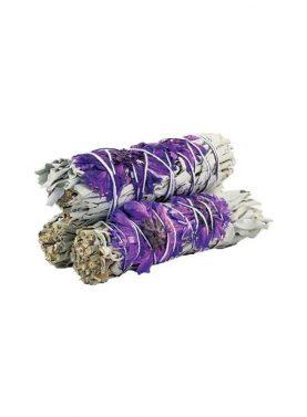 Smudge Stick - Purple Daze Sage 10cm